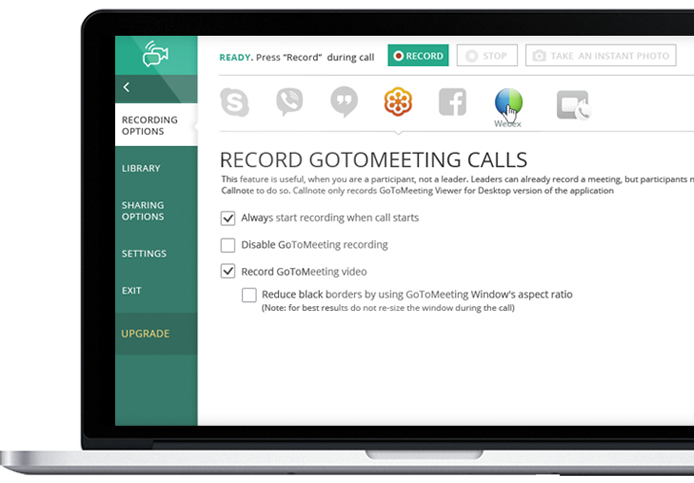 Callnote | Professional Video Call Recording and Editing